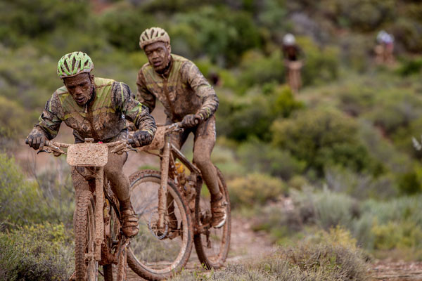 Photo by Karin Schermbrucker/Cape Epic/SPORTZPICS