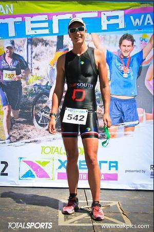 Lezandré Wolmarans Qualified Biokineticist, BSpSc Hons (US), BA Sport Health & Leisure Sc (NWU) ... and highly accomplished athlete