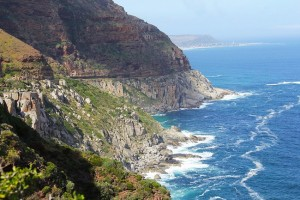 No matter the pain in one's legs; cycling over Chapman's Peak is one of the world's great treats.