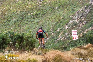 One should always employ caution when these signs appear on the trail, but they can also signal that extra fun lies ahead (depending upon technical skills and the bike one is riding).