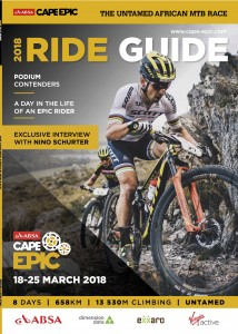 If you're planning on watching any of the stages, the Cape Epic Ride Guide is a great resource (click the image above to download it). In addition to the suggested spectator points for the Prologue route, I'd add Deer Park. It is likely to be less congested than other spots, there's parking close by, and there's a climb (riders will be going slower, so you have the opportunity of actually seeing the riders you're supporting, rather than just having them flash past).